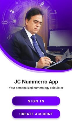 """Renowned Numerologist Mr J. C. Chaudhry launches the """"JC Nummerro App"""" to provide predictions to Individuals and Corporates"""