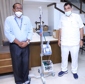 Hyundai Accelerates Uninterrupted Delivery of Lifesaving Medicare Oxygen Equipment to Most Affected COVID-19 States