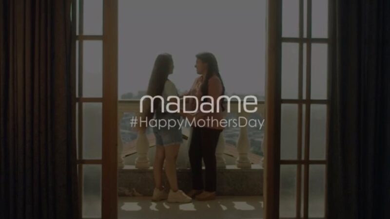 """Mother's Day campaign   """"Thank you, Maa""""! This Mother's Day, Madame launches a special campaign to honour their love and everlasting impact"""