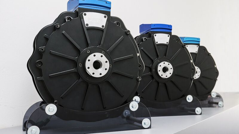 Saietta Group, a specialist in Axial Flux Technology