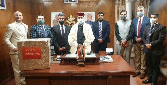 ICICI Bank supported state government of Himachal Pradesh to fight against COVID-19