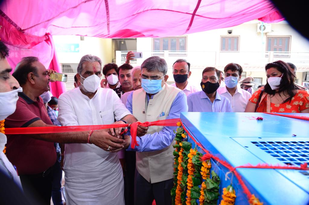 PHD Family Welfare Foundation leads the fight against a possible 3rd wave of Covid-19 with installation of medical oxygen generation plant at Medicheck Hospital at Faridabad, Haryana