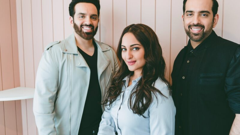 Industry wide encouragement pours in for Luv, Kussh and Sonakshi Sinha's House of Creativity