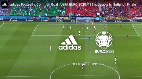 ADIDAS announced the latest chapter of the brand's UEFA EURO 2020TM campaign