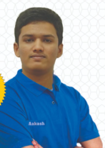 Aakash Institute student Medhansh Biradar from Telangana becomes National Topper by securing Rank 1 in Indian Olympiad Qualifier in Biology (IOQB) Exam