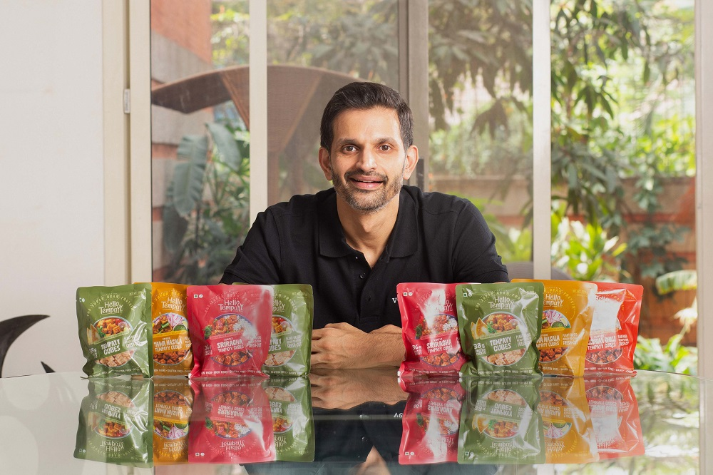 Vegolution India Launches Hello Tempayy – plant-based, protein-rich food products – in Hyderabad