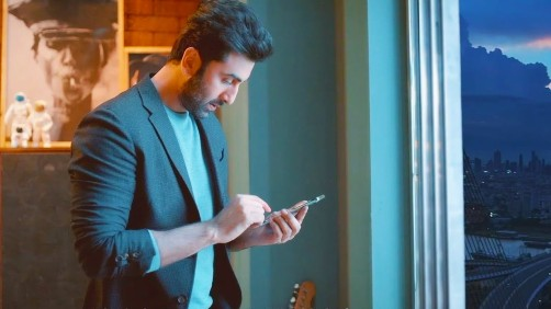 OPPO's #SayItWithRanbir campaign