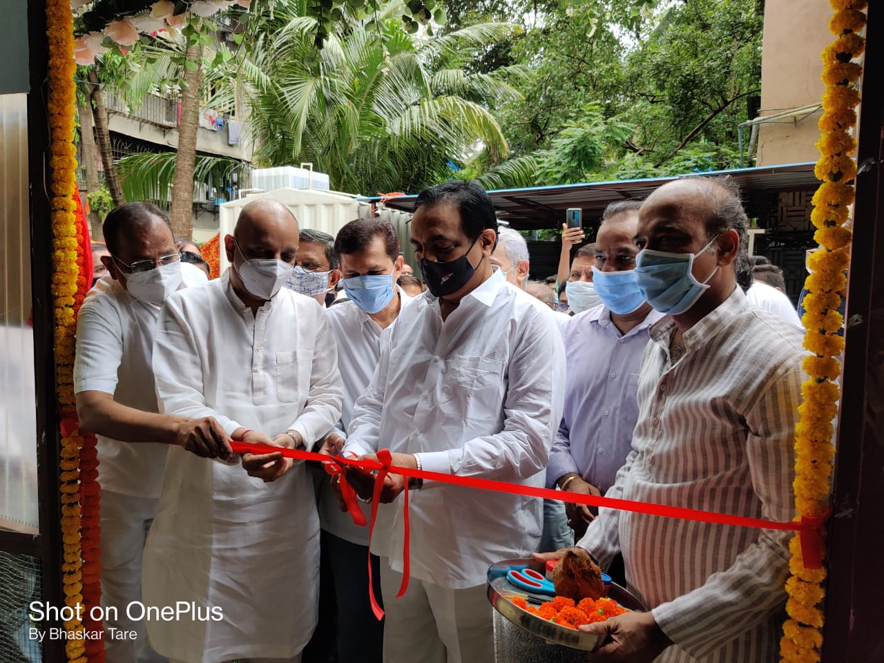 Shree Sai Clinic and Parvatibai Shankarrao Chavan Hospital Is The First Private Hospital In Mumbai At Mid-Segment Level To Set Up a PSA Oxygen Generation Plant