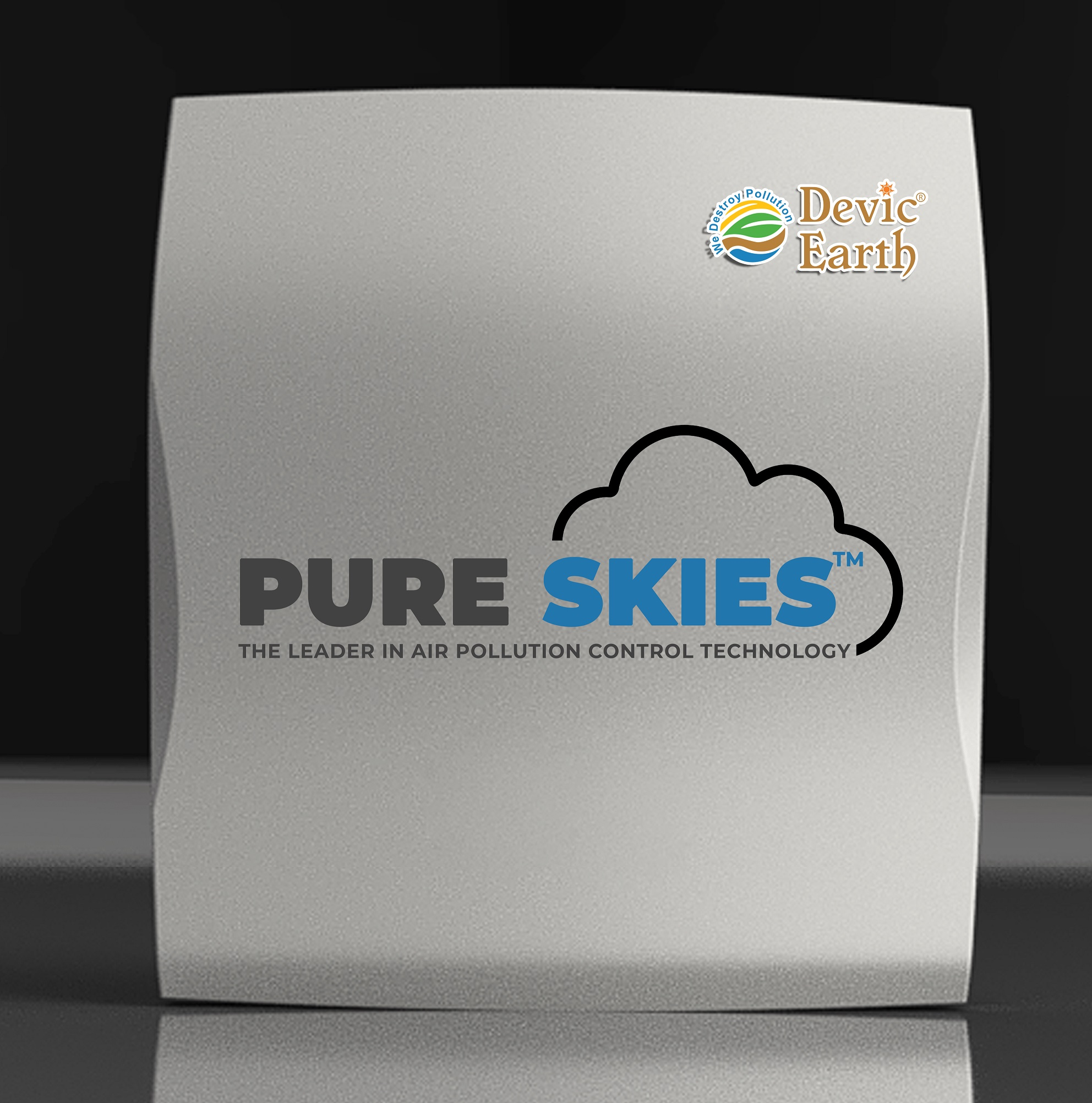 Devic Earth launches world's first ever Clean-Air-as-a-Service plan to control pollution