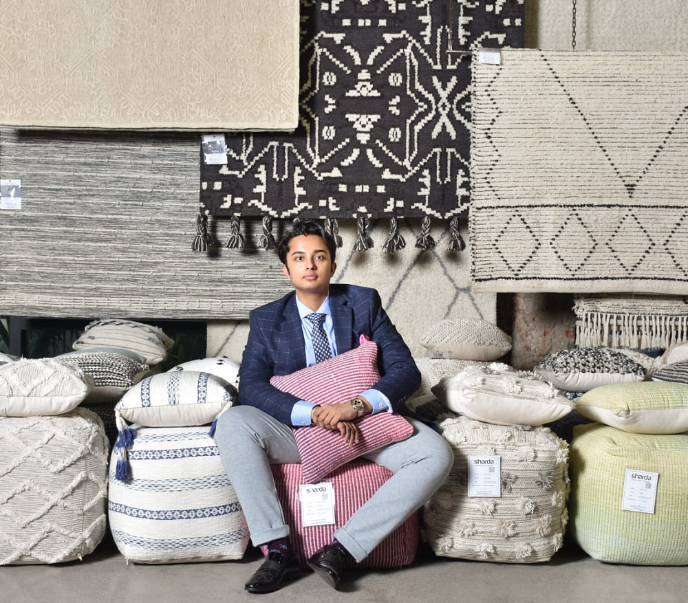 Going Step Forward, The Rug Republic-A Made in India decor brand Starts Accepting Cryptocurrencies