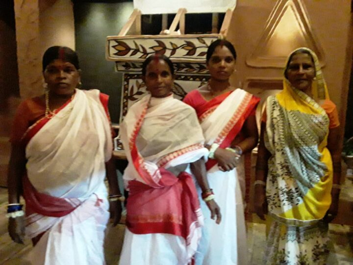 Rudan devi and her family
