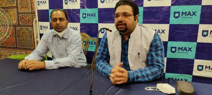 Max Hospital Vaishali (Ghaziabad) Extends Medical Expertise in Moradabad with Launch of Robotic Thoracic Surgery OPD Services in the Region