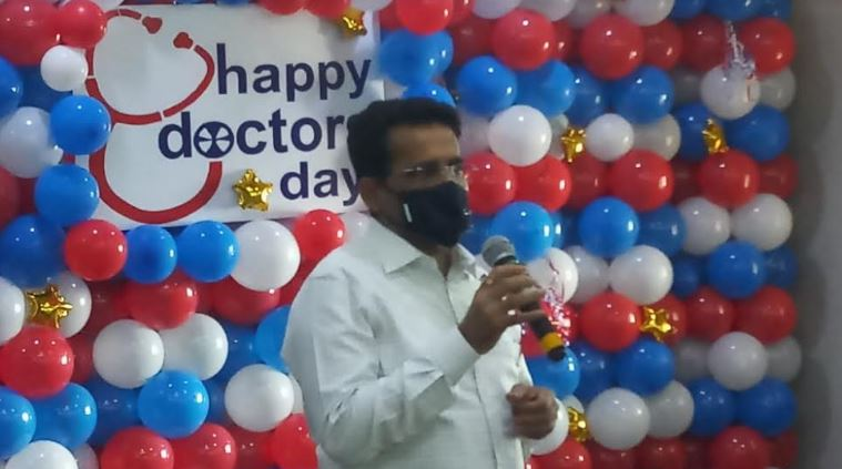 Wockhardt Hospital, Mira Road Organized Doctors Day by Felicitating Doctors & Fun-filled activities.