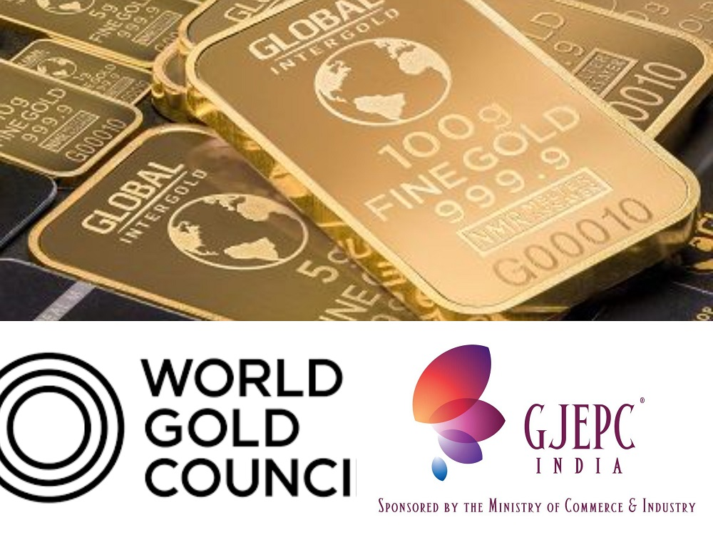 World Gold Council and GJEPC Enter into Strategic Partnership for Generic Gold Jewellery Marketing in India