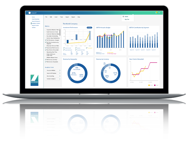 Accelex Announces Further Automation of Critical Workflows For Private Markets Investors