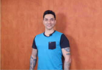 Luke Coutinho, Co-founder & Chief Programme Mentor, LSI