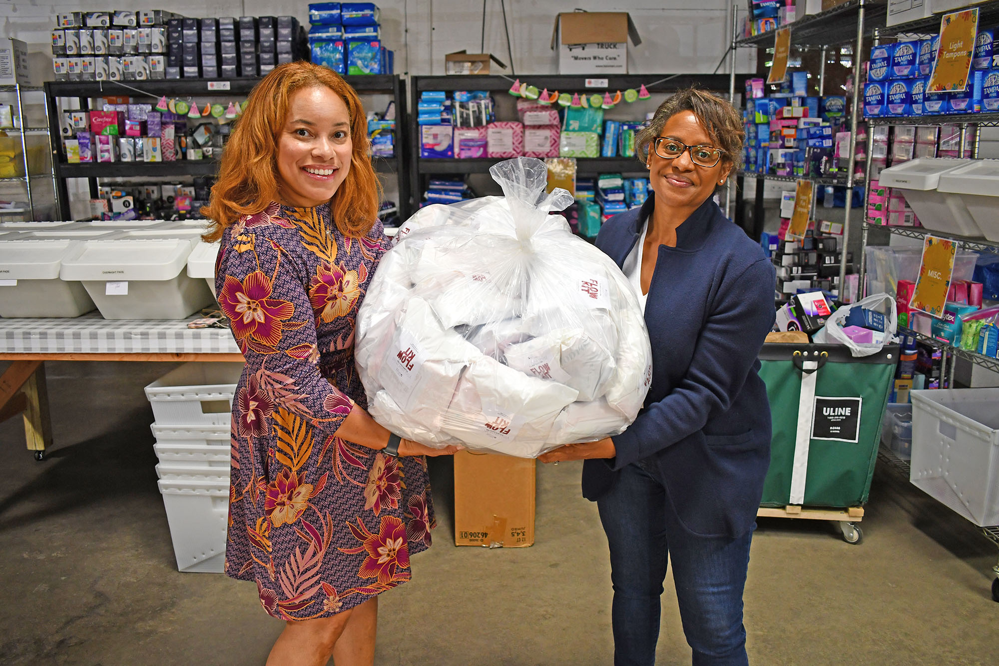 St. Louis Area Diaper Bank Partners with Rung for Women