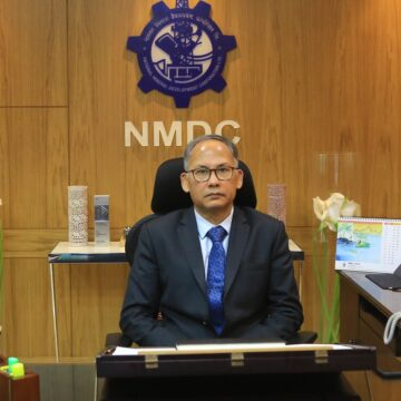 NMDC's Record August month Performance