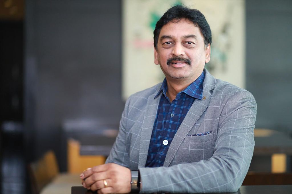 Hyderabad's corporate executive Srikanth Badiga is elected as  the Vice Chairman of Export Promotion Council for EOUs & SEZs (EPCES)