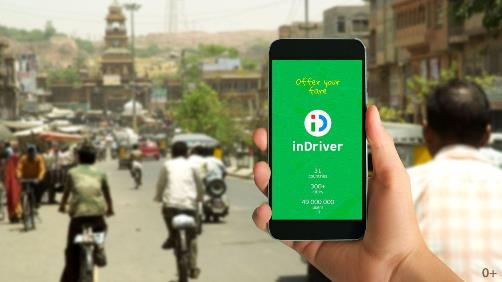inDriver reaches a new milestone: 100 million app downloads worldwide