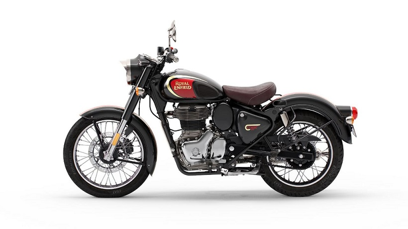 The All-New Royal Enfield Classic 350-Legend Reborn