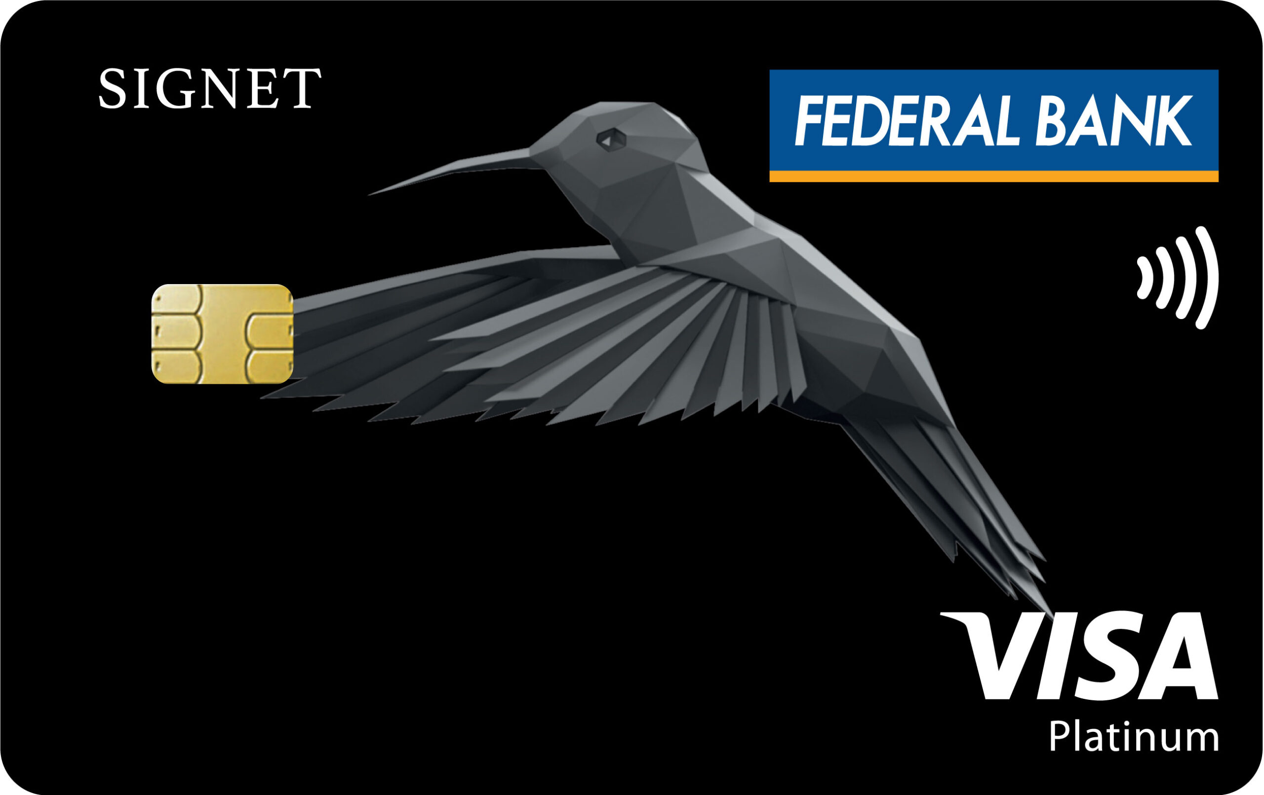 Federal Bank Launches Credit Cards in association with Visa