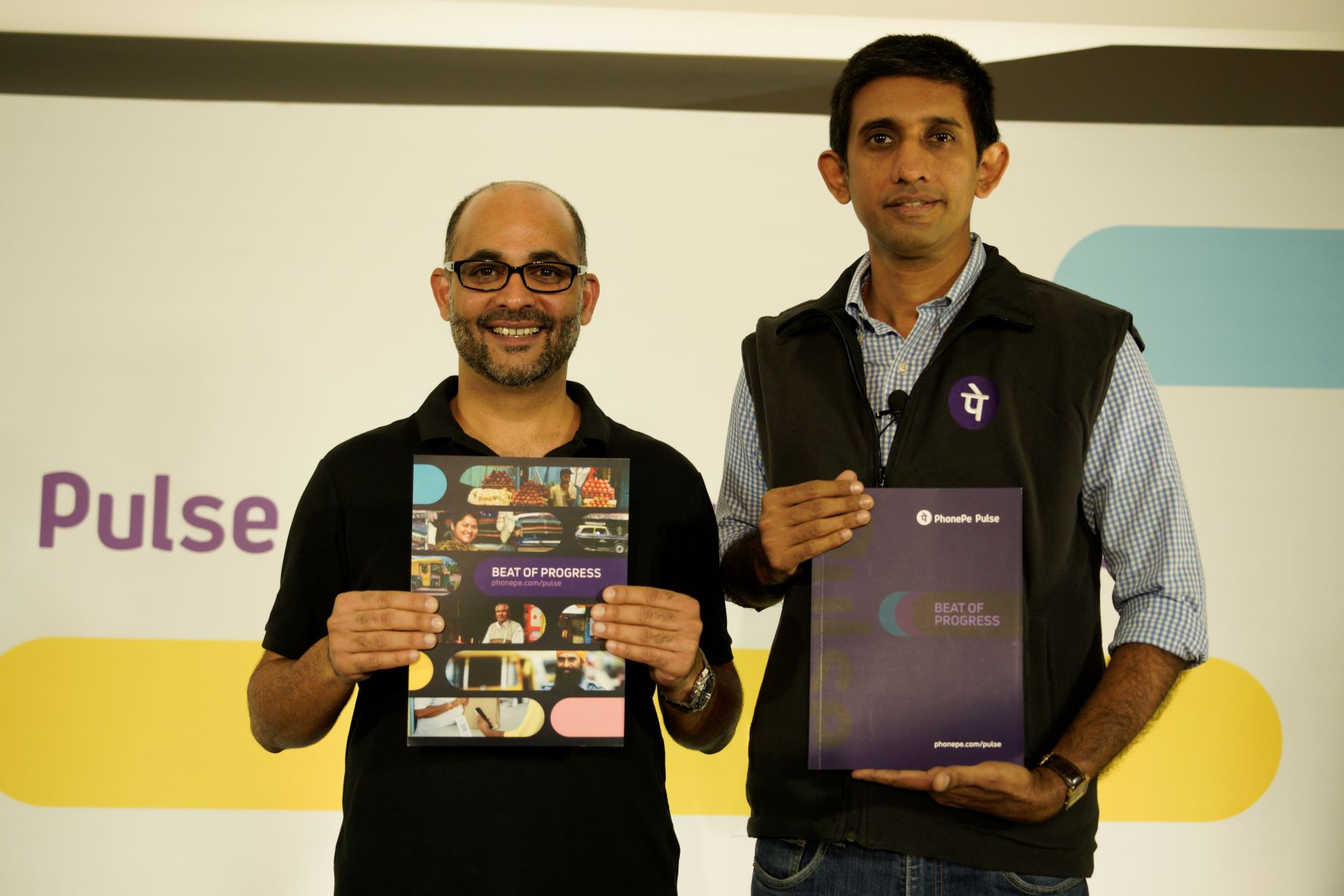 """PhonePe launches the """"Pulse"""" of Digital Payments,India's first interactive geospatial website"""
