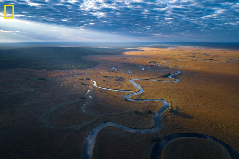 De Beers and National Geographic Partner to Protect A Natural Wonder