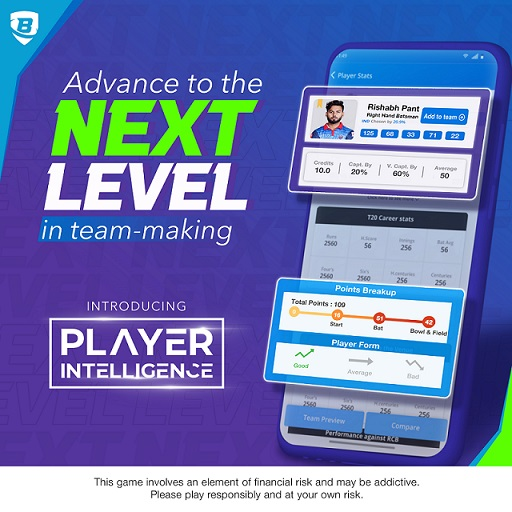 A Revolution in Fantasy Cricket, BalleBaazi.com launches Player Intelligence, the most powerful team-making tool