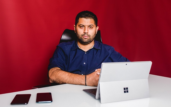 Siddharth Chaturvedi - Founder & Managing Director - Boys and Machines