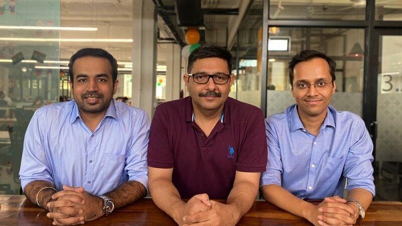 TravClan - Chirag, Ashish, Arun (L-R)