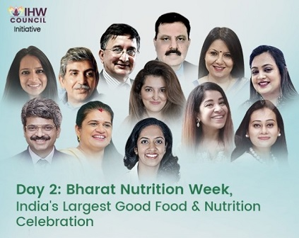 The UN's World Food Programme Commends India's Nutrition Programmes at 2nd Bharat Nutrition Week